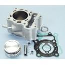 Kit gruppo termico Polini Honda sh 150, @ 150, dylan 150, psi 150, swing 150