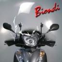 Parabrezza Biondi club per Honda shi 300