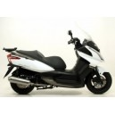 Marmitta Arrow reflex per Kymco downtown 300i collettore omologato